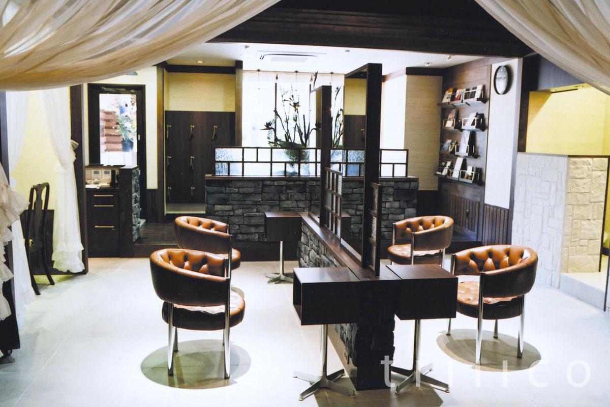 岸和田の素敵な美容室