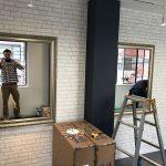 美容室の竣工検査・引き渡し | 池田・北摂 | 店舗デザイン・内装工事