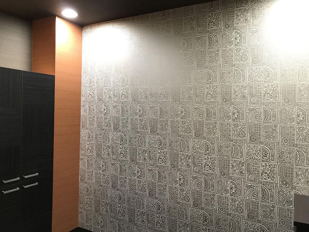 堺市のエステサロンのフェイシャルルーム