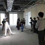 エステサロンの解体工事 | 四条河原町・京都 | 店舗デザイン・内装工事