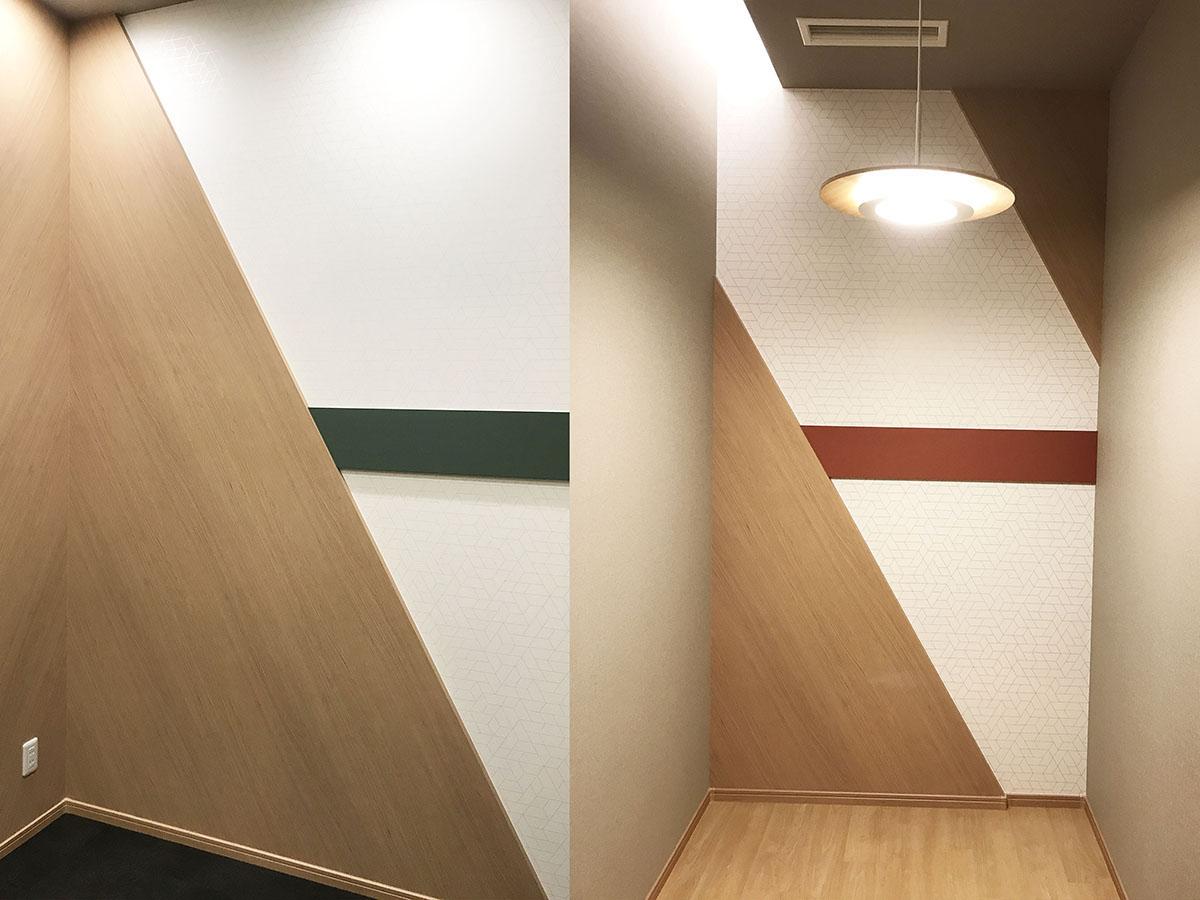 京都のエステサロンの施術室