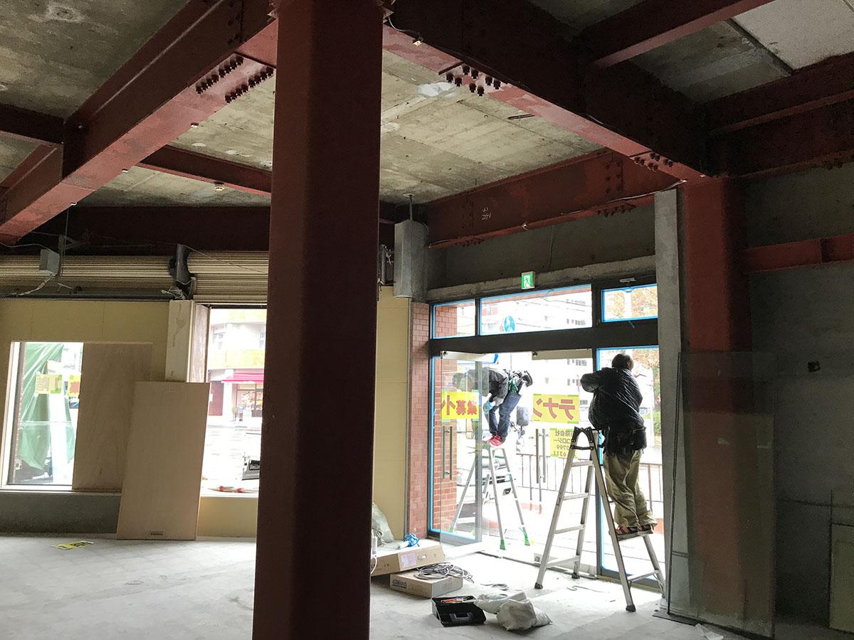 豊中アイラッシュの店舗設計・店舗デザイン・内装工事
