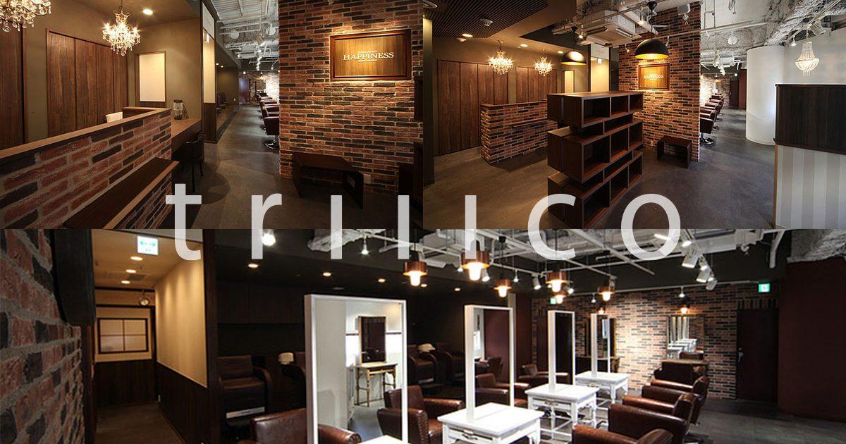 大阪市中央区心斎橋の美容室・理容室の竣工写真