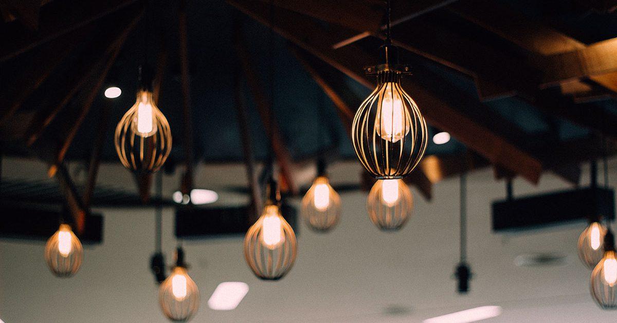間接照明のメリット・デメリットと種類