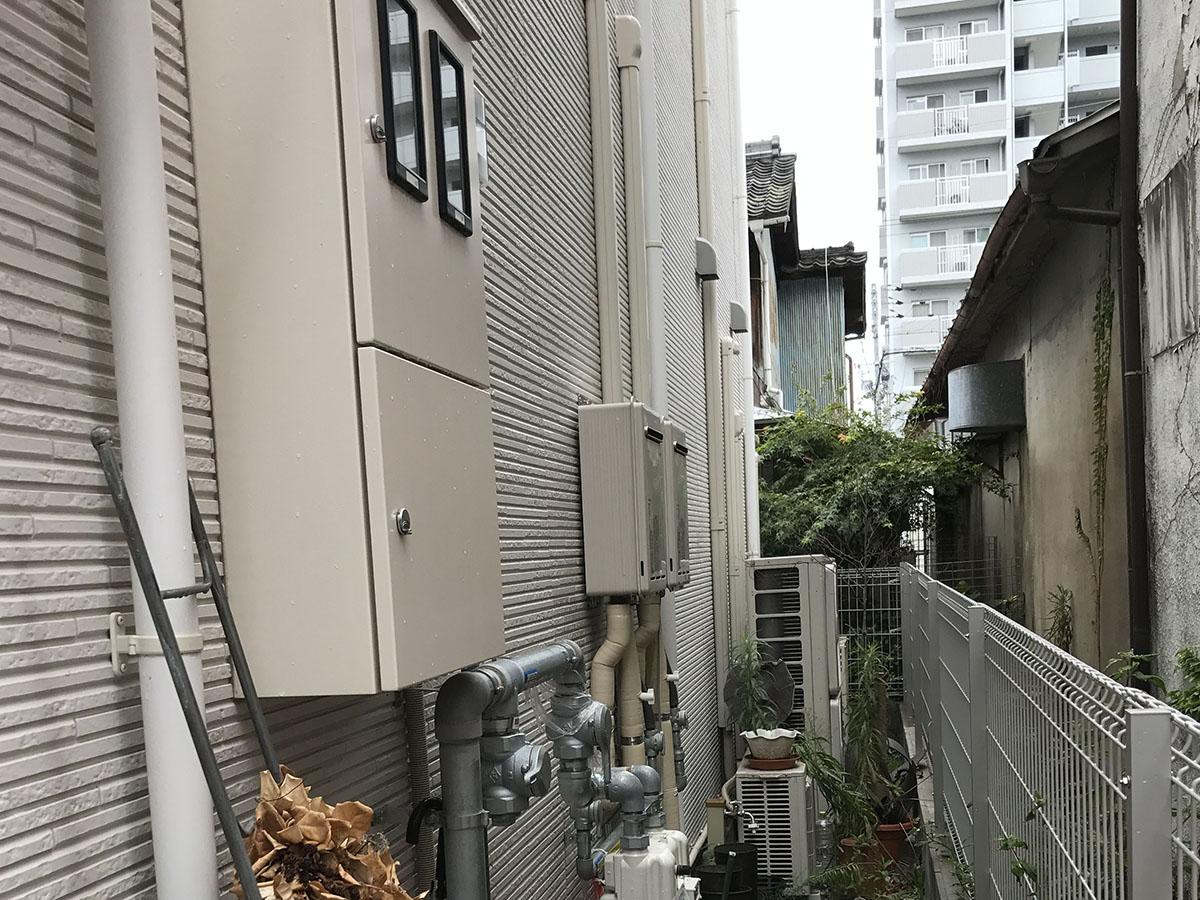 兵庫県三田市の美容室の店舗設計・内装工事