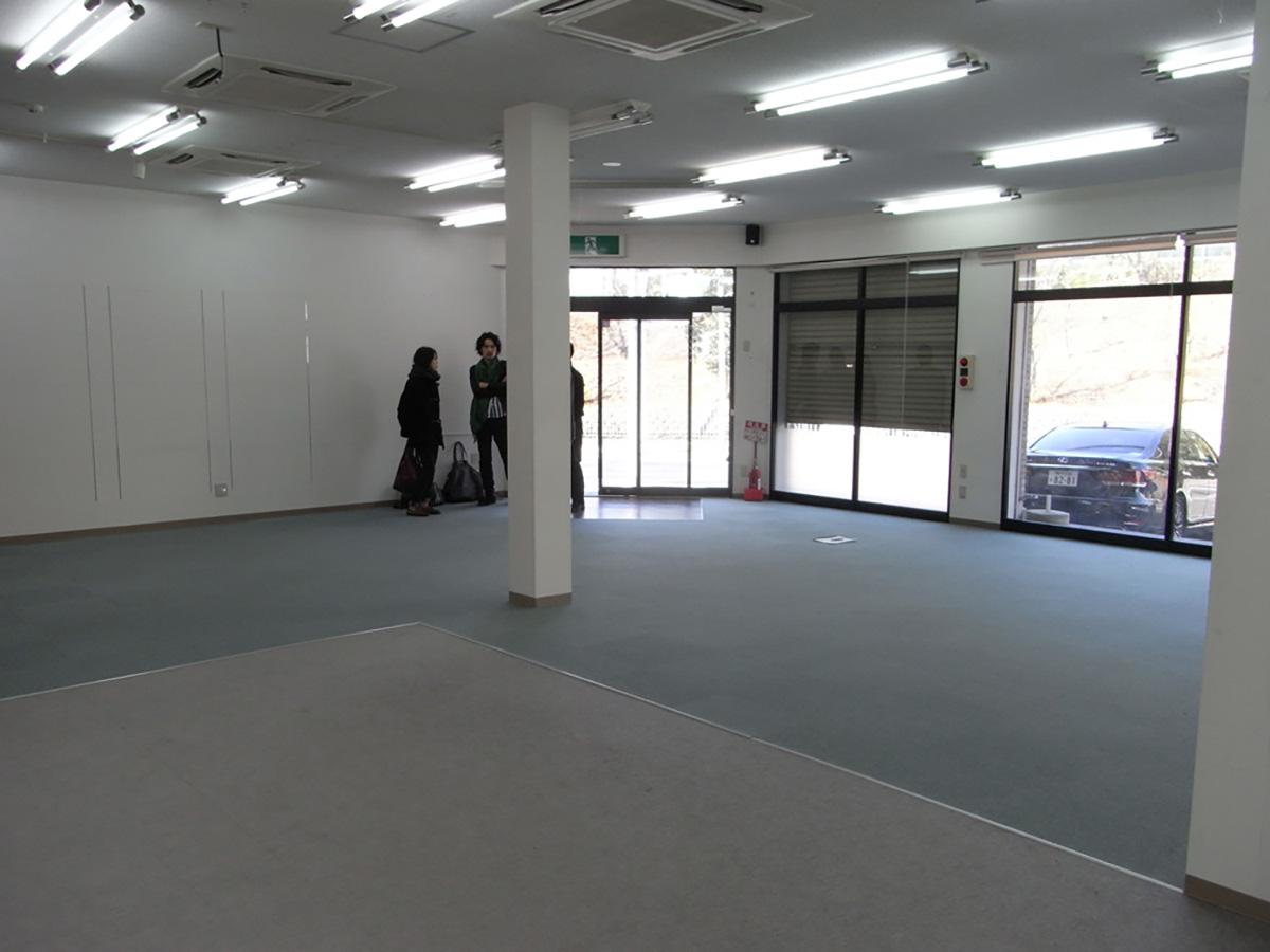 和泉中央の美容室の店内の現地調査