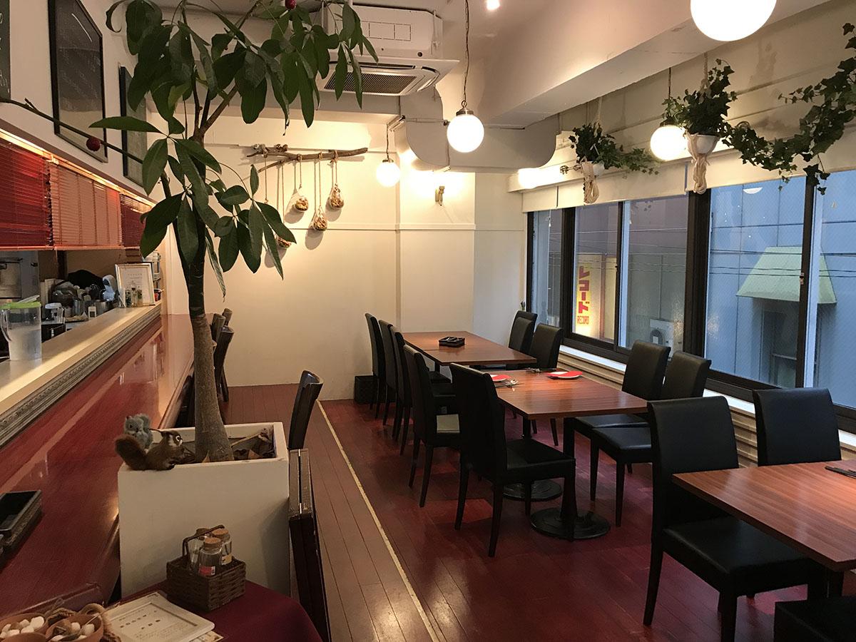神戸元町のイタリアンレストランの現地調査