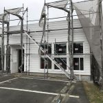 躯体工事|美容室の設計・デザイン・内装・外装工事|兵庫県三木市