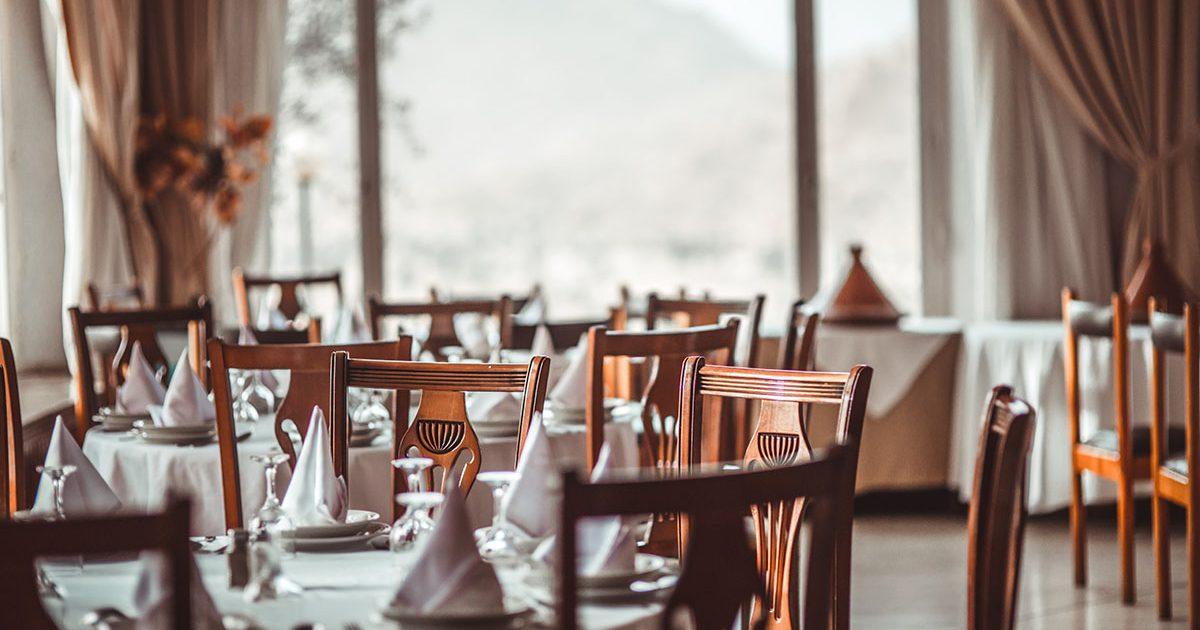 人気店はお客様の滞在時間が長い!飲食店の内装デザインのポイント