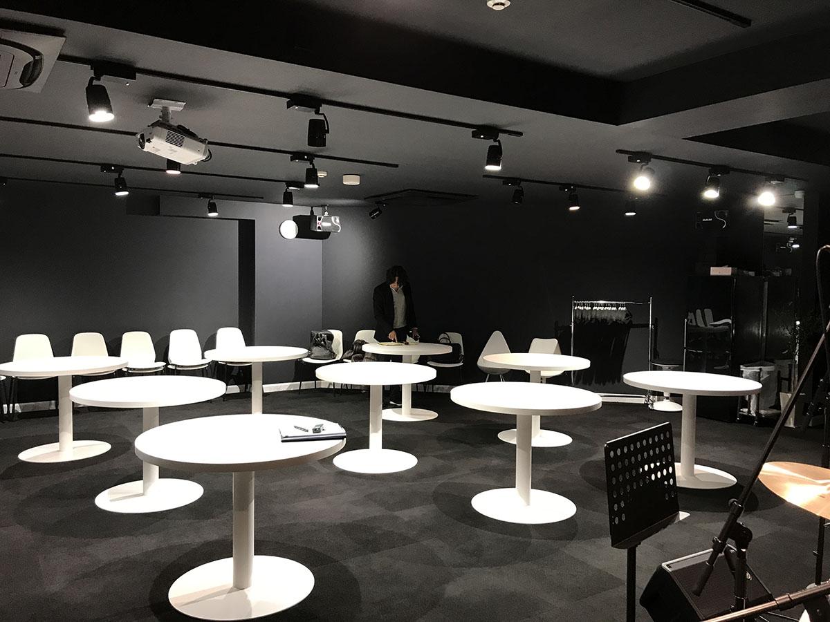神戸市中央区三ノ宮でスポーツジムの店舗設計・店舗デザイン・内装工事