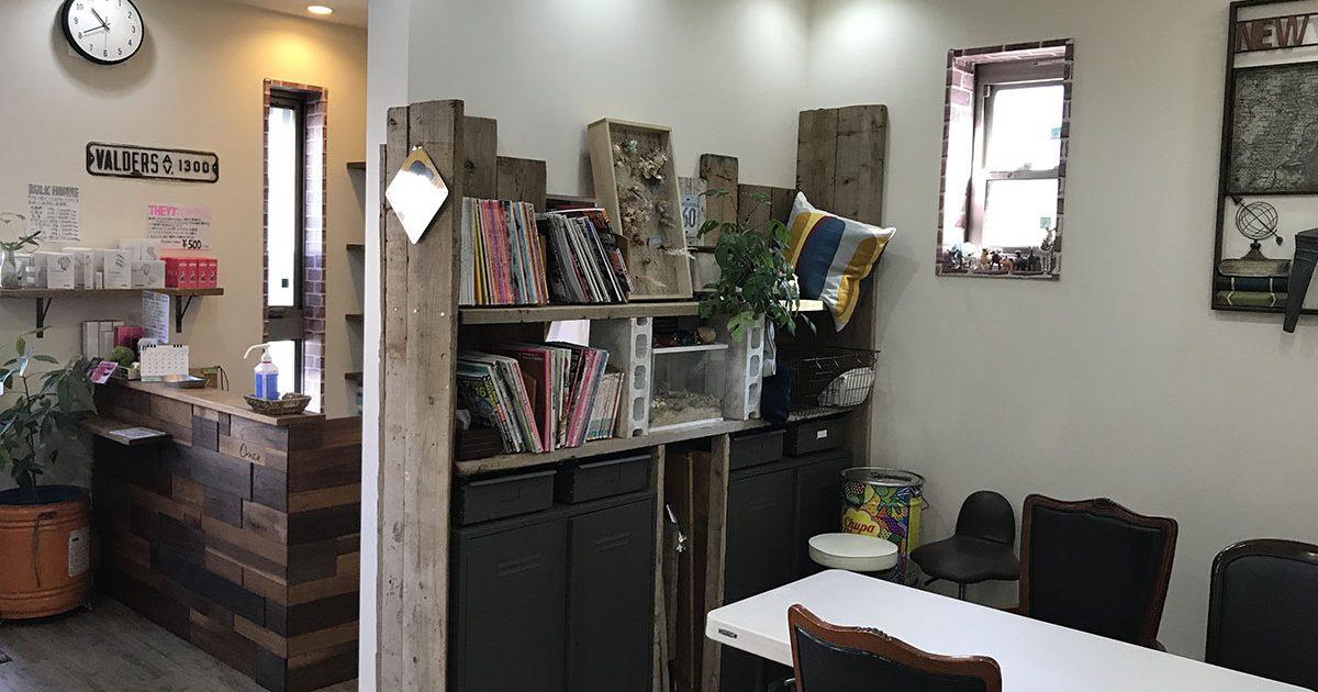 現地調査|店舗デザイン・設計・内装工事|美容室・理容室|放出・大阪市