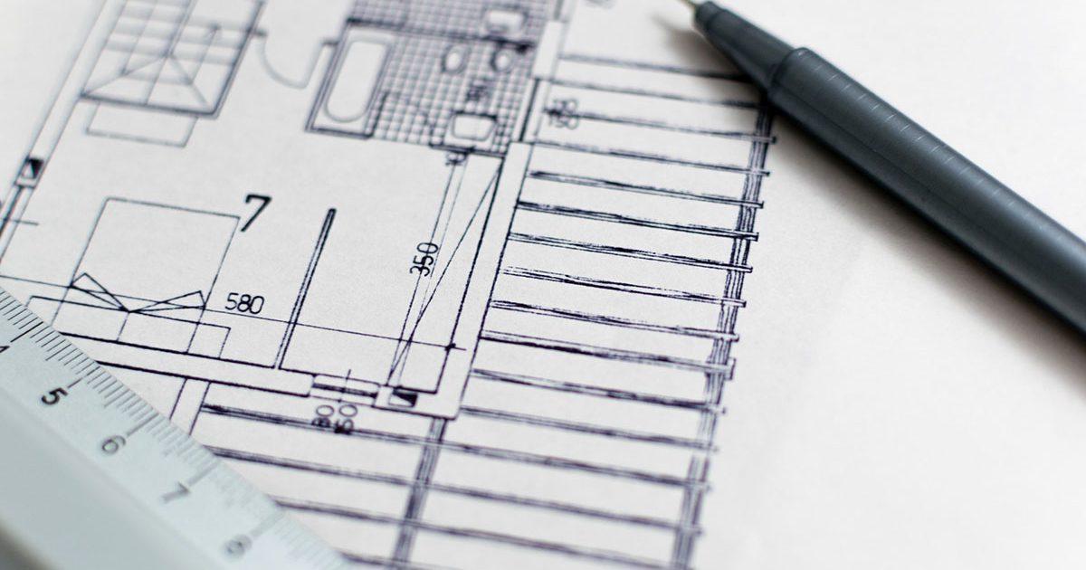 設計図面のルールや意味を知ろう!建築の基本〜図面の描き方編