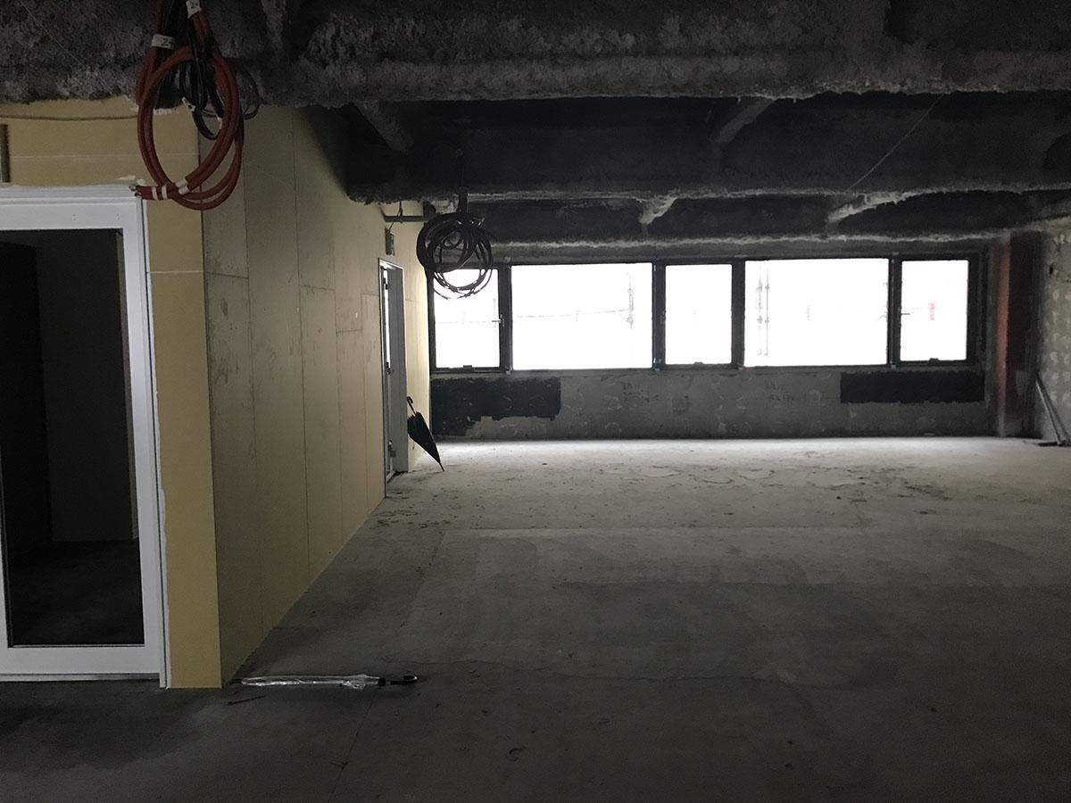 大阪市梅田のエステサロンの店舗デザイン・設計・内装工事のご依頼内容